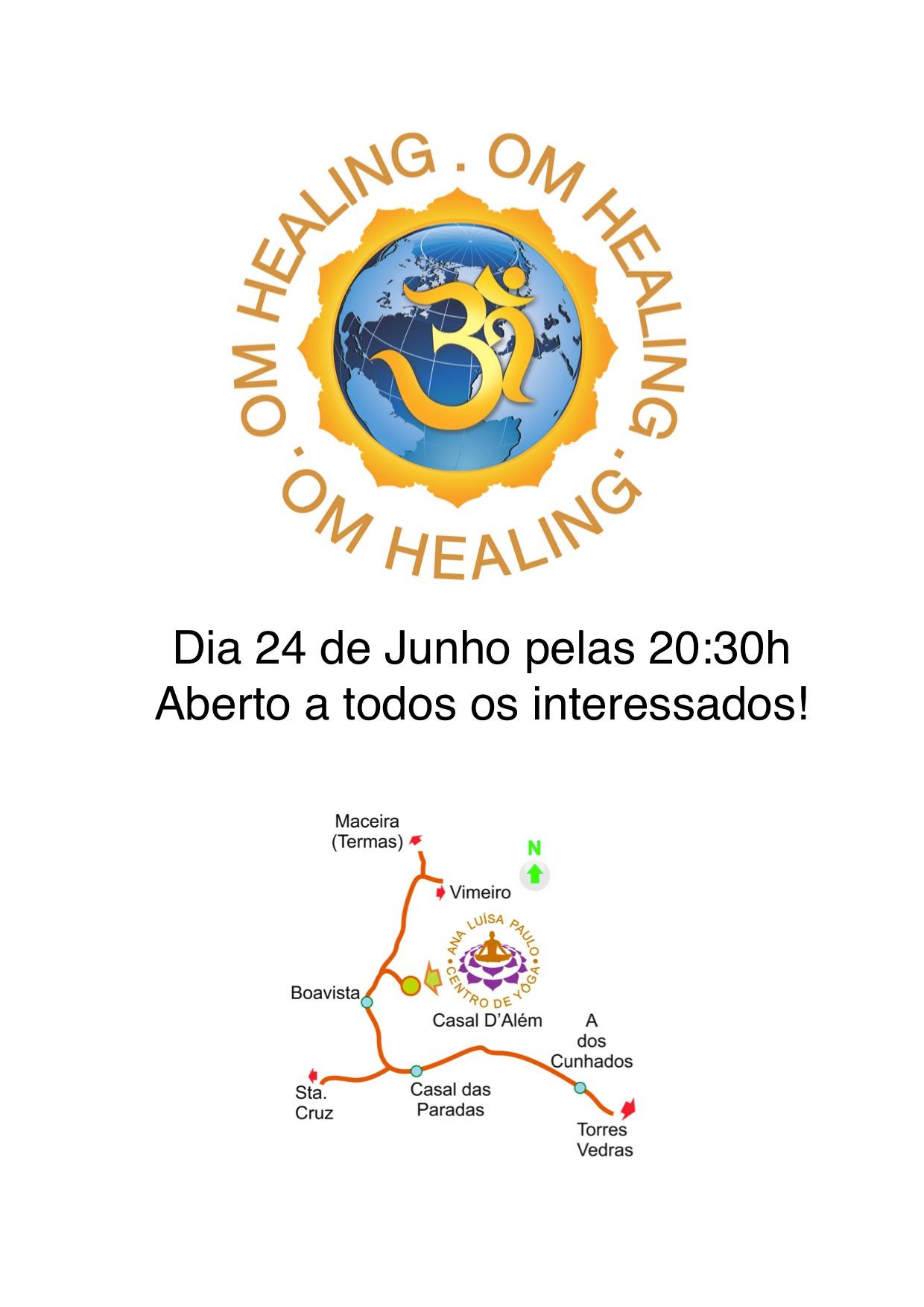 Om Healing 24 : 6