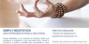 Simply Meditation-Grupo Online